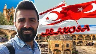 LEFKOŞA ŞEHİR MERKEZİ -  BURADA DENİZ YOK ANNAAGG - VLOG 18 (kktc)