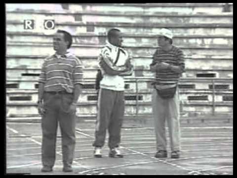 Vidéo d'archives de l''athlétisme Guyanais Stage  à Cuba