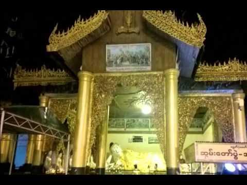 Malaysia to Myanmar Yangon Trip 4day 3night (23-26 Oct 2014)