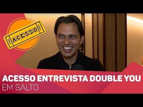 Acesso entrevista Double You - TV SOROCABA/SBT