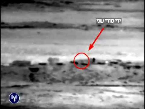 IDF Responds to Syrian Fire on Israeli Territory