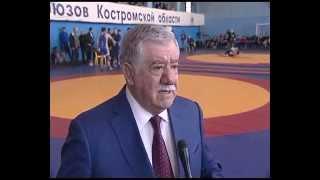 Сұхбат Аббаса Аббасова турнирде еркін күрес бойынша Костроме