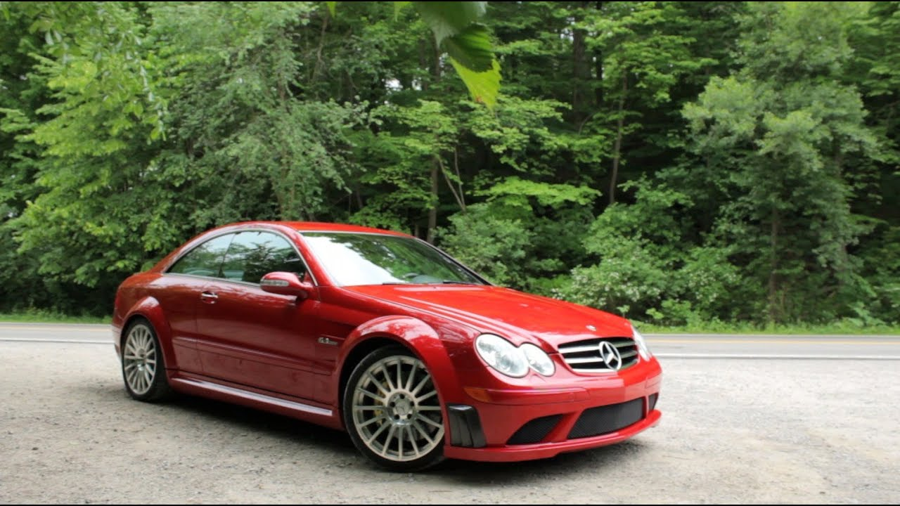 2008 mercedes benz clk63 amg black series up close. Black Bedroom Furniture Sets. Home Design Ideas