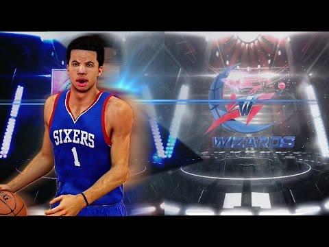NBA 2K15   Face Cam    Philadelphia 76ers Challenge