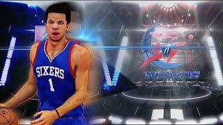 NBA 2K15 | Face Cam |  Philadelphia 76ers Challenge