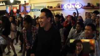 Flashmob Wedding Proposal at PIM 2 Jakarta Indonesia