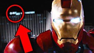 IRON MAN Breakdown! New Details & Endgame Connections! | Infinity Saga Rewatch