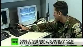 EE.UU. anda haciendo la guerra en todos los países, ¿Ahora es el turno de Chile?