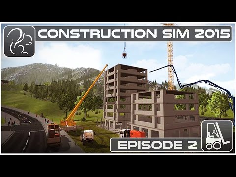 Let's Play Construction Simulator - Episode #2