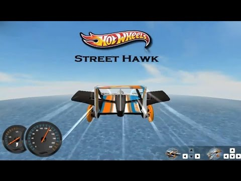 Juego de autos 45 hot wheels el coche avi n street hawk - Avion hot wheels ...