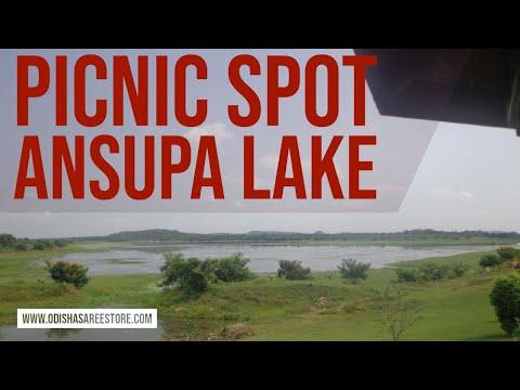 Ansupa Lake - Athagarh - Cuttack