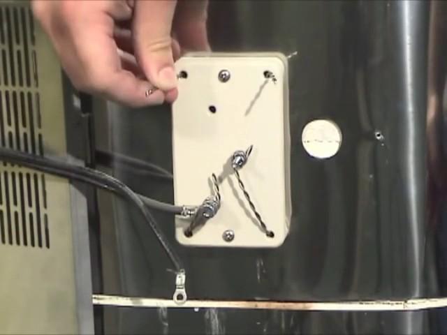 エルエルキルン エレメント(電熱線)の交換方法