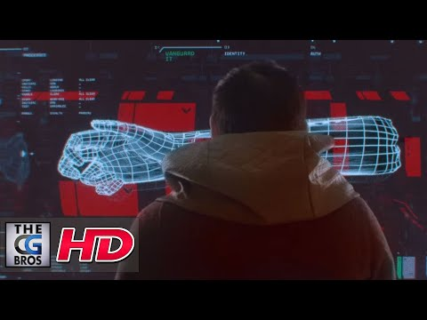 "A Cyberpunk Thriller Teaser 3: ""TEMPLE"" - by Second Tomorrow Studios"