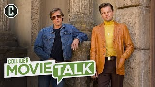 First Look At Tarantino's Once Upon a Time in Hollywood - Movie Talk