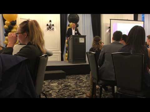 QCIB Co-founder Jack Liu at Trump International Toronto