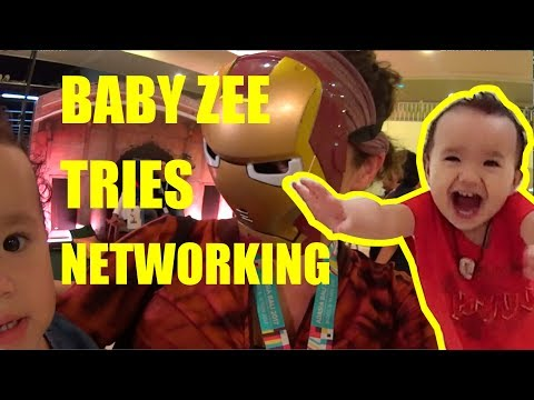 Baby Zee at Ad Asia Bali
