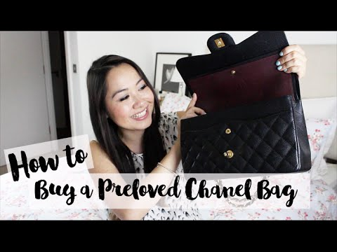 How and Where To Buy Pre-Loved Chanel Bags - YouTube
