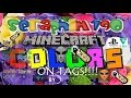 Minecraft:How to Randomize and change text color for PlayStation 4 By Seraphim190