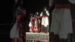 Ενήλικο Τμήμα Πολιτιστικού Συλλόγου Ακαρνανικό Φως (Χοροί από τη Μακεδονία)