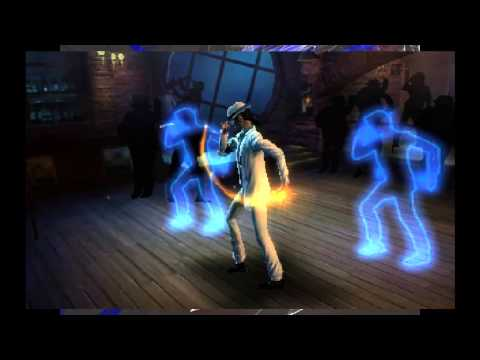 Michael Jackson the experience 3D : Smooth Criminal