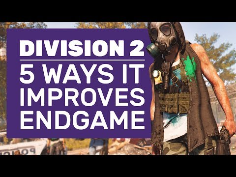 The Division 2 open beta dates, release date, PC system