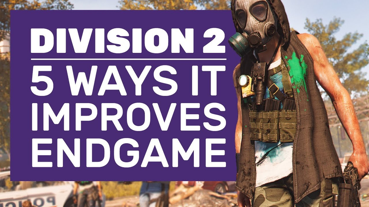 The Division 2 open beta dates, release date, PC system requirements