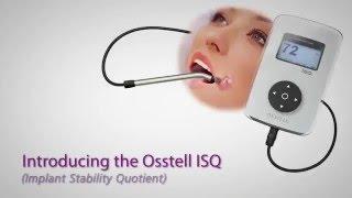 Osstell ISQ прибор для диагностики остеоинтеграции имплантатов(Osstell ISQ – это портативный прибор, который предназначен для неинвазивного измерения стабильности дентальны..., 2016-03-02T22:40:22.000Z)