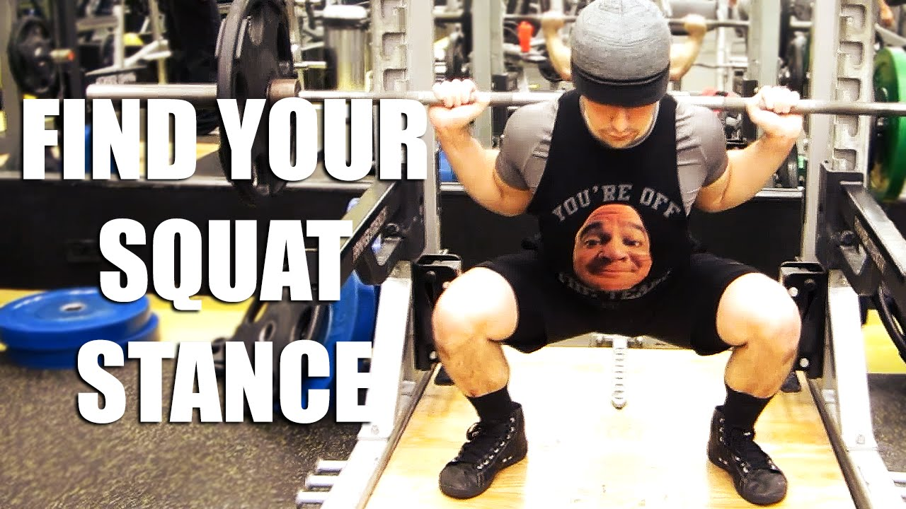 how to find out your max squat