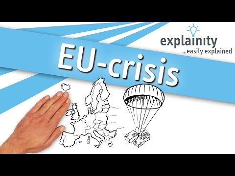 Euro Crisis easily explained (explainity® explainer video)