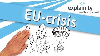 Euro Crisis explained (explainity® explainer video)