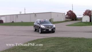 2016 Buick Enclave Traffic Safety Supervisor SUV Install