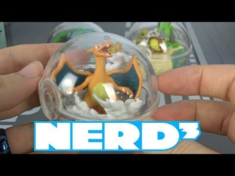 Nerd³ Toys - Pokémon Terrariums
