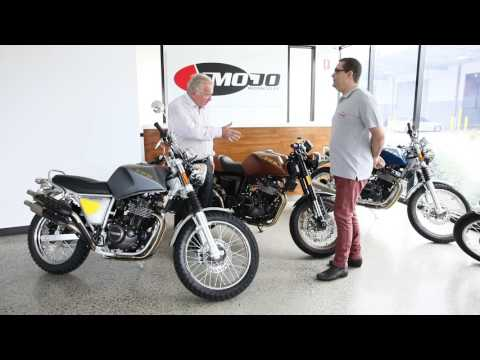 SWM Motorbikes now in Australia - Interview with Goetz