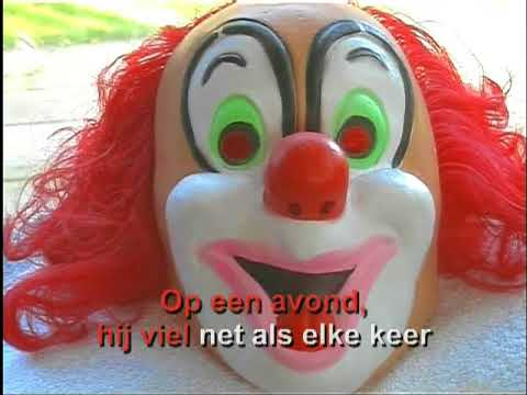 Ben Cramer -  De Clown ( KARAOKE ) Lyrics