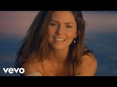 Shania Twain  Forever & For Always Red Version