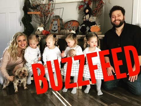 BUZZFEED IN THE HOUSE