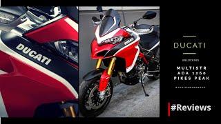 #Ducati #Multistrada 1260 #Pikes #Peak - #Reviews