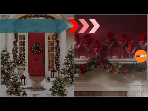 Decorating Your Home For Christmas   Best Christmas Decorated Homes