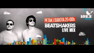 1022 Gradski - The Beatshakers Live Mix - 28.02.2014. Sesti Deo