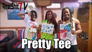 Painting With Friends- Pretty Tee