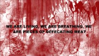 Watch Cattle Decapitation A Living Breathing Piece Of Defecating Meat video