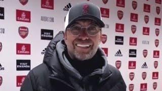 ЮРГЕН КЛОПП после РАЗГРОМНОЙ победы Ливерпуля Арсенал 0 3 Ливерпуль