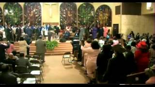Bishop J. Drew Sheard Praise Break (Southern California First Jurisdiction)