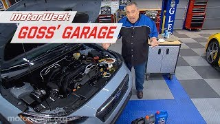 Goss' Garage: Follow your Nose