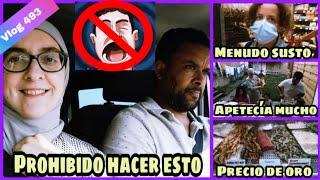 LA POLICIA PARA  A MI HIJO ADAM  + MI MARIDO ESTA AMARGADO CONMIGO 😓 + GRANDES OFERTAS EN HOLANDA!!