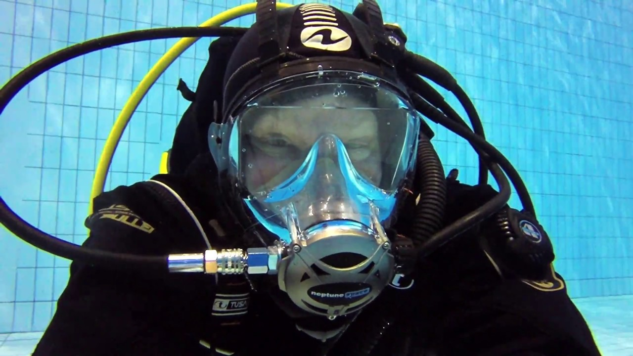 79752c587a8 Full Face Mask Ocean Reef Neptune Space - YouTube