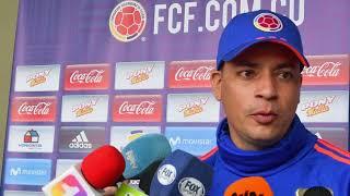 Héctor Cárdenas DT Selección Colombia Sub-17