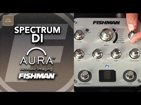 Fishman Aura Spectrum DI Features
