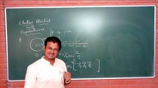 PHYSICS | CET/NEET | Electric Potential and Capacitor - Part - 1