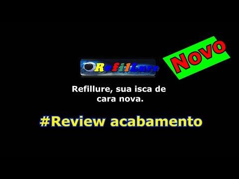 Review acabamento Refillure